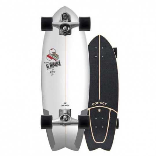 "Carver Channel Islands Pod Mod 29.25"" C7 Surfskate"