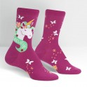 "Sock It To Me ""Believe in Magic"" Chaussettes Femmes"