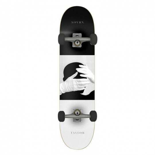 "SOVRN Echo Chamber 8"" Complete Skateboard"