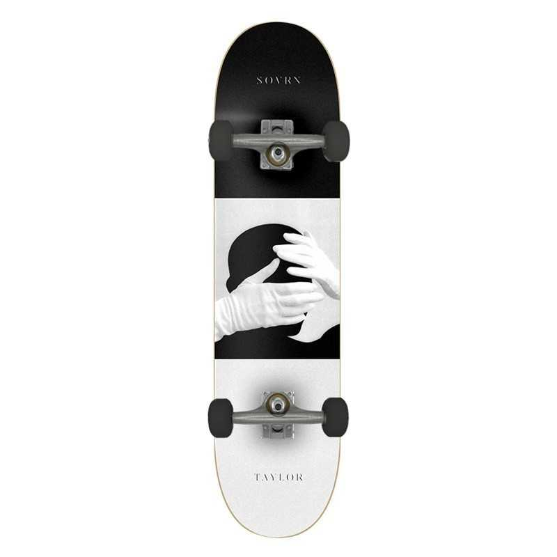 "SOVRN Echo Chamber 8"" Skateboard Complet"