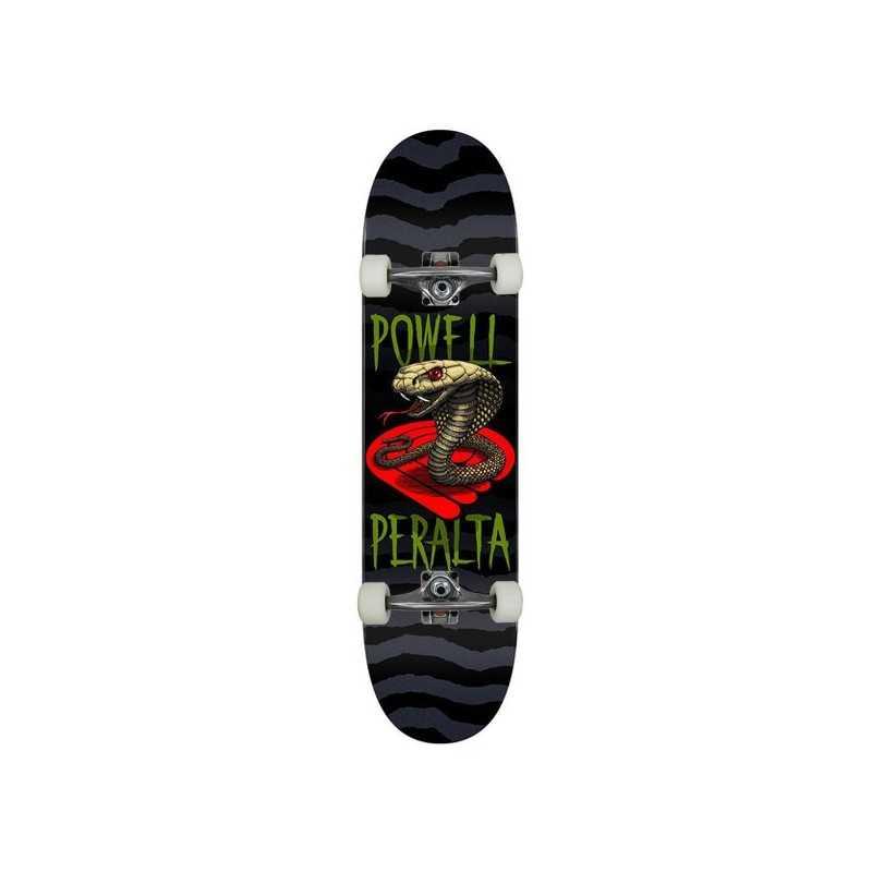 "Powell Peralta Cobra 8"" Green Complete Skateboard"