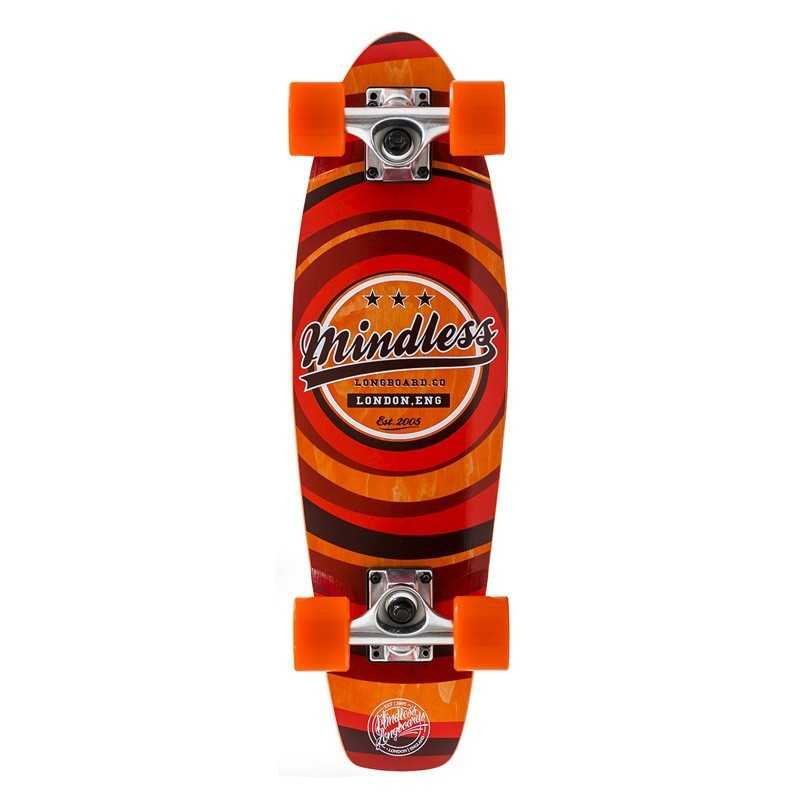 Mindless Stained Daily II Mini Cruiser Skateboard