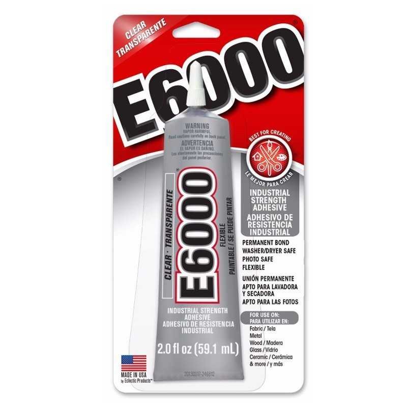 Shoe Goo E6000 59.1ml Colle muli usage