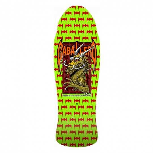 Powell Peralta caballero street lime réédition skateboard