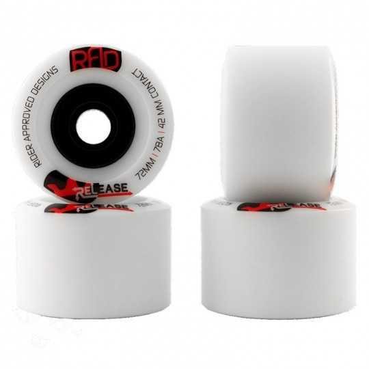 Rad Wheels Release 72mm...