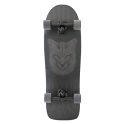 "Landyachtz ATV-X Ditch Life 31"" Night Fox Skateboard Hybride Complet"