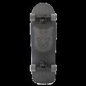 "Landyachtz ATV-X Ditch Life 31"" Night Fox Skateboard Hybride Complet"