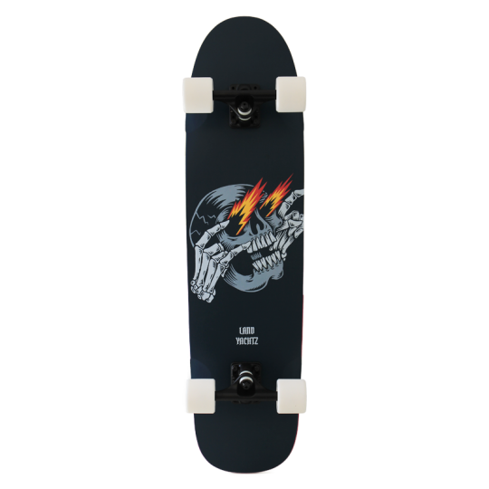 Landyachtz Rally Cat Metal Cruiser