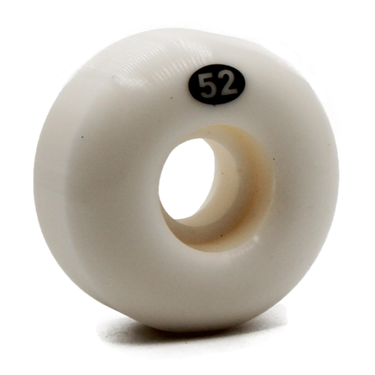 Nudes 52mm Skateboard wheels