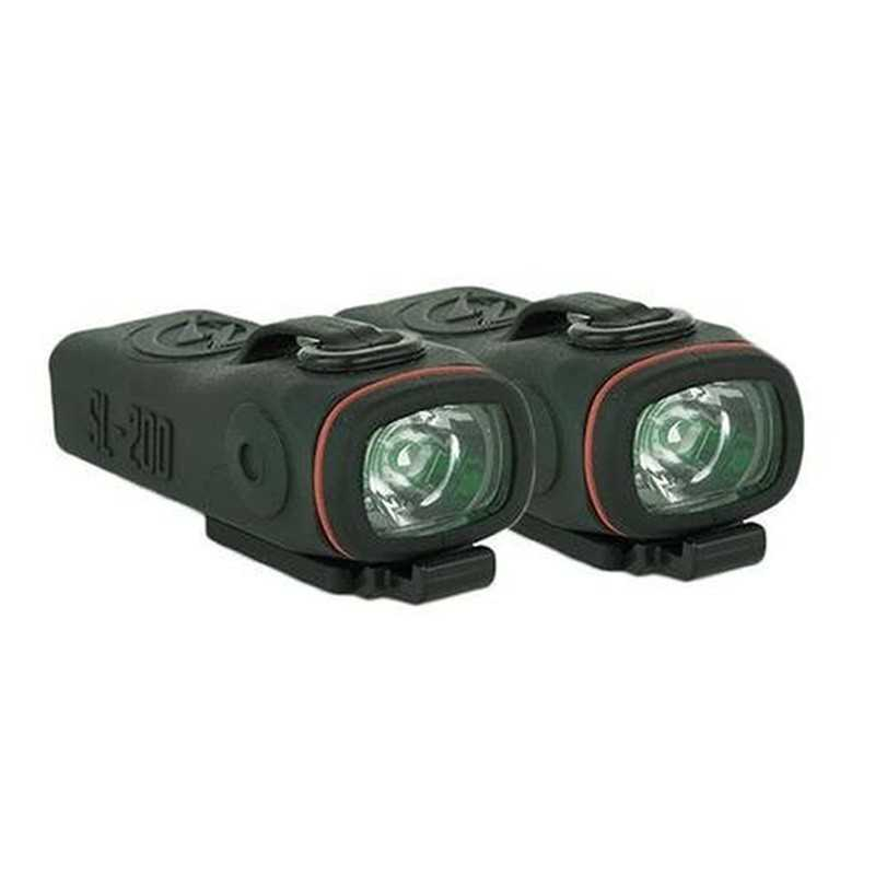 Shredlights SL-200 2-Pack Rear(Without Brackets)