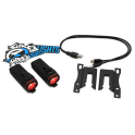 Shredlights SL-200 2-Pack Arrière Avec Fixations
