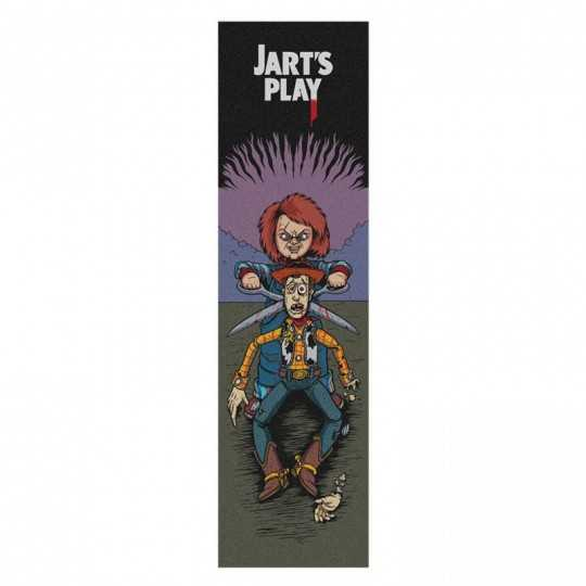 "Jart / Jessup ""Play"" 9""x33"" Grip Skateboard"