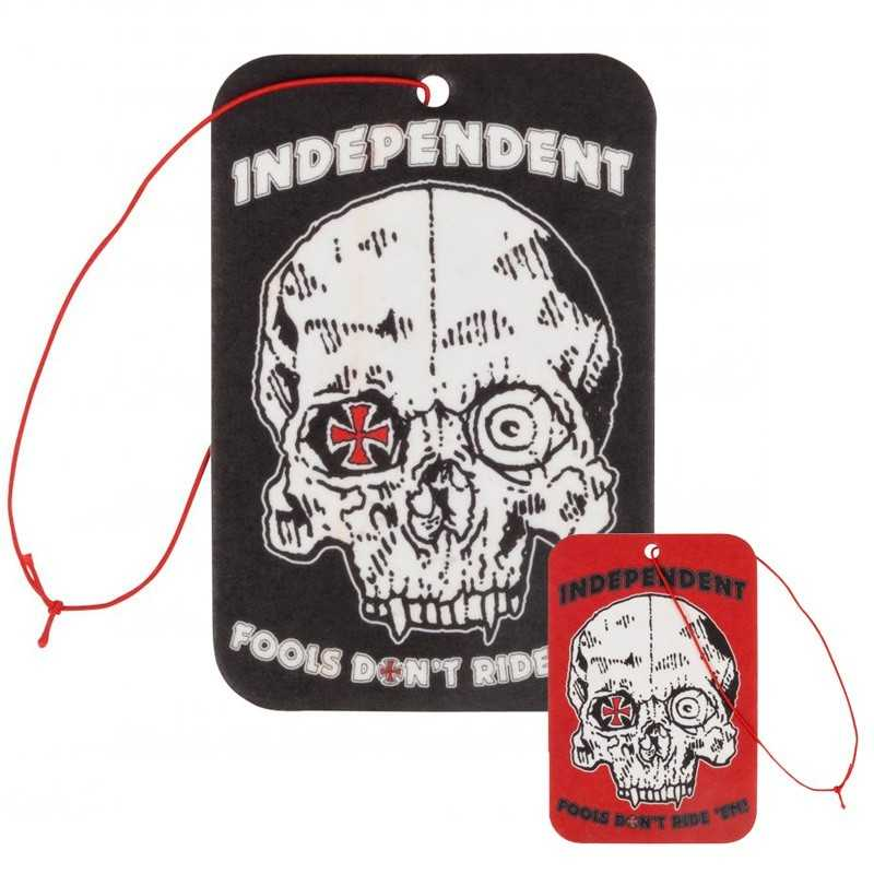 "Independent ""Fools Don't"" Air Freshner"