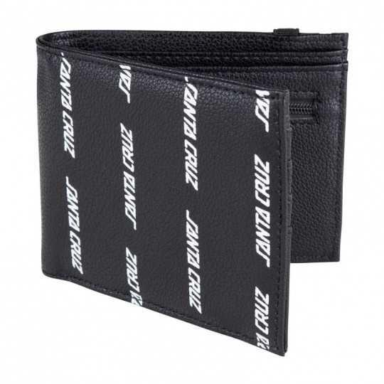 Santa Cruz Reign Wallet Black