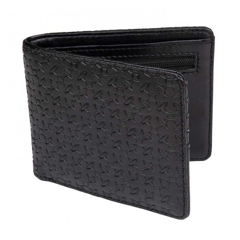 Independent Repeat Cross Wallet Black