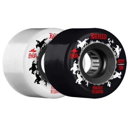 "Bones Rough Riders ATF 59mm ""Wranglers"" Roues skateboard"