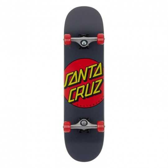 """Santa Cruz Classic Dot 8"""" Skateboard complet"""
