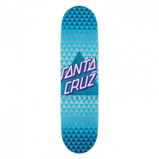 Skateboard Planche Seule Us Minimal Hand Team Santa Cruz Taille:one Size