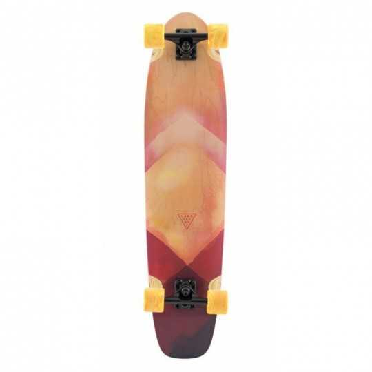 "Landyachtz Ripper 37"" Watercolor Longboard Complet"