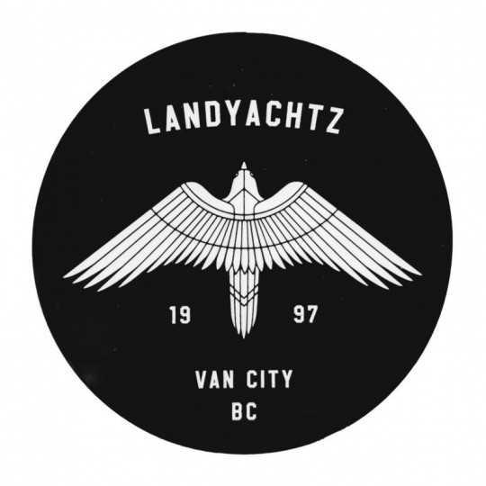 "Landyachtz ""Turbo Bird"" 7.5cm Sticker"