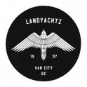 "Landyachtz ""Turbo Bird"" 7.5cm Autocollant"
