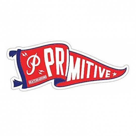 Primitive Flag 12x4.5cm...