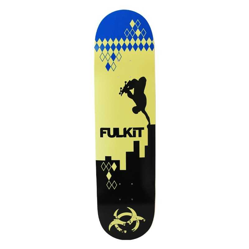"Fulkit Handplant 7.875"" Skateboard deck"