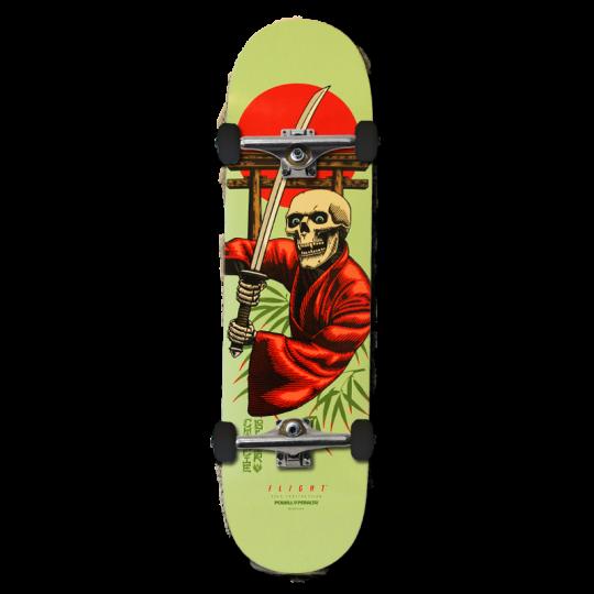 "Powell Peralta Flight Blair 8.25"" Bushido Skateboard Complet"