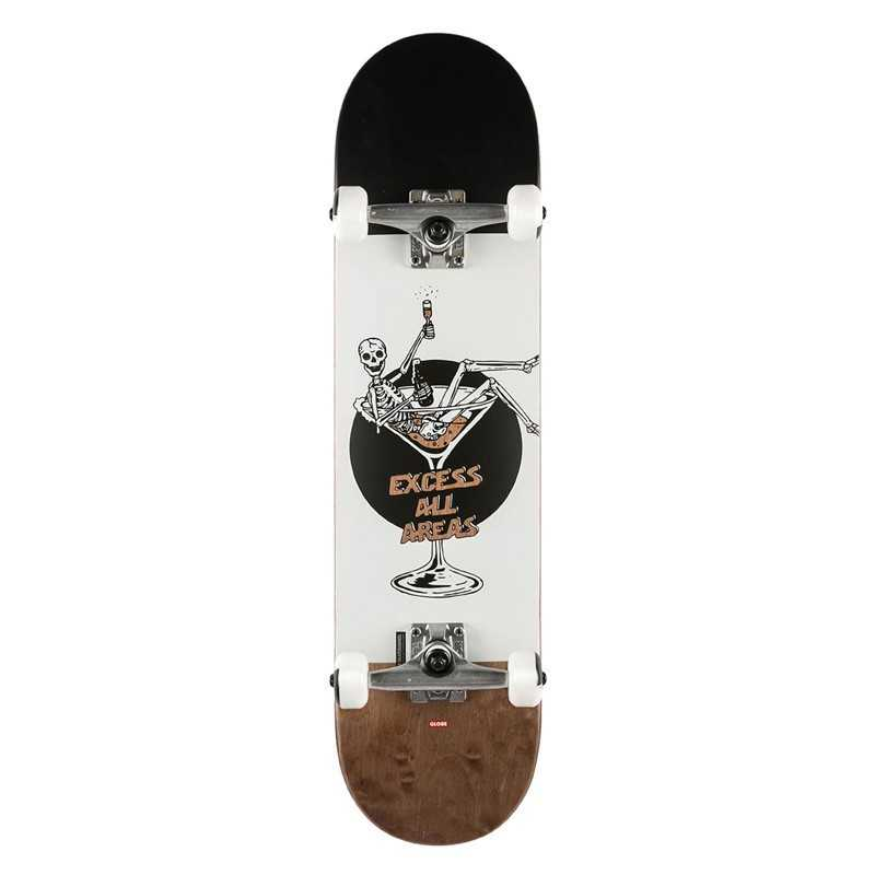 "Globe G1 Excess 8"" Skateboard Complet"