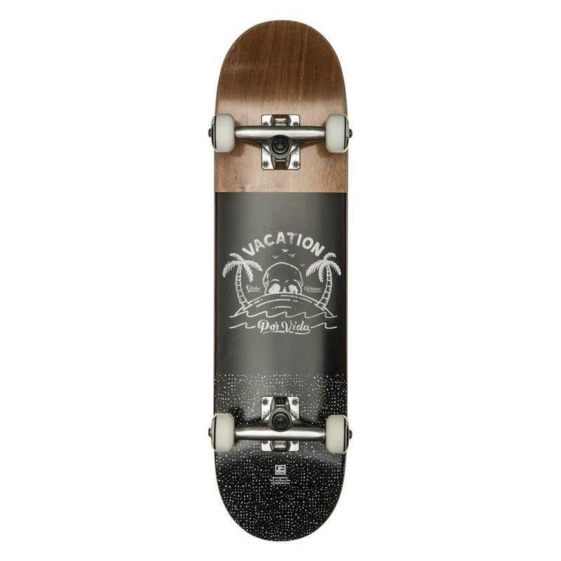 """Globe Por Vida 7.6"""" Complete Skateboard"""