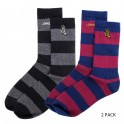 Santa Cruz Hand Stripe Men's Socks