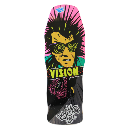 vision psycho stick modern concave deck