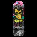 """Vision Psycho Stick 10"""" Modern Concave Skateboard Complet"""