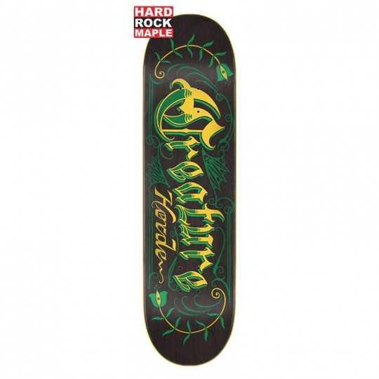 "Creature Horde Script 8.25"" Skateboard Deck"