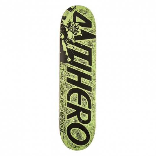 "Antihero PP Highlander Hero 8.06"" Plateau Skateboard"
