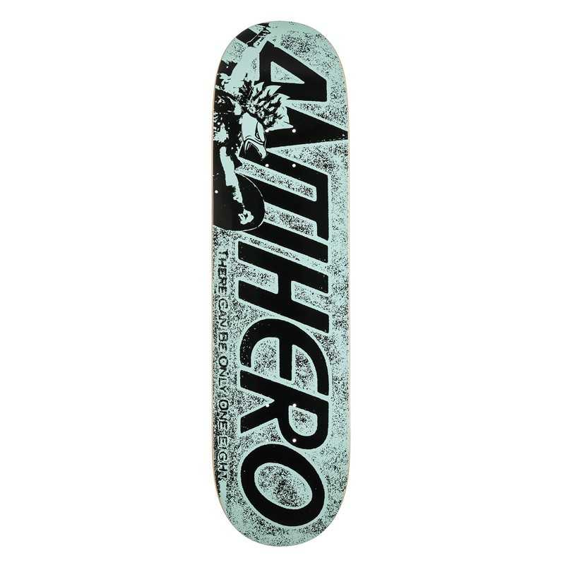 "Antihero PP Highlander Hero 8.25"" Skateboard Deck"