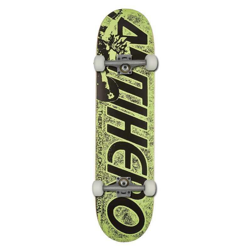 "Antihero PP Highlander Hero 8.06"" Complete Skateboard"