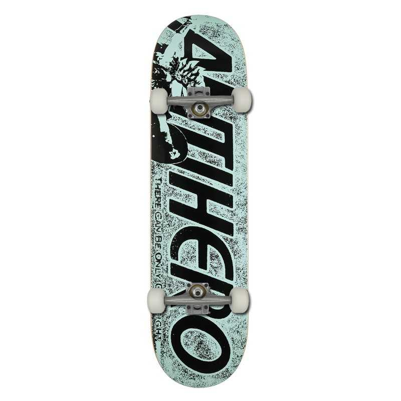 "Antihero PP Highlander Hero 8.25"" Complete Skateboard"