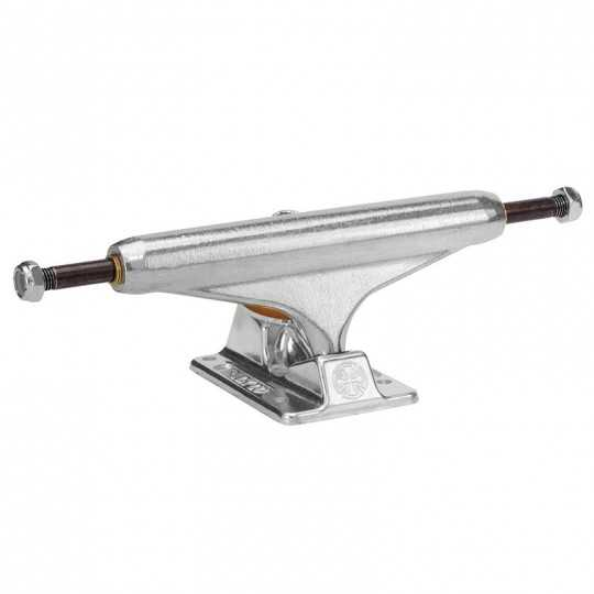 Independent 129mm Forged Hollow Stage 11 Silver skateboard truck