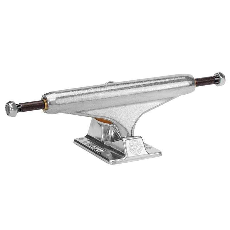 Independent 129mm Forged Hollow Stage 11 Silver truck skateboard