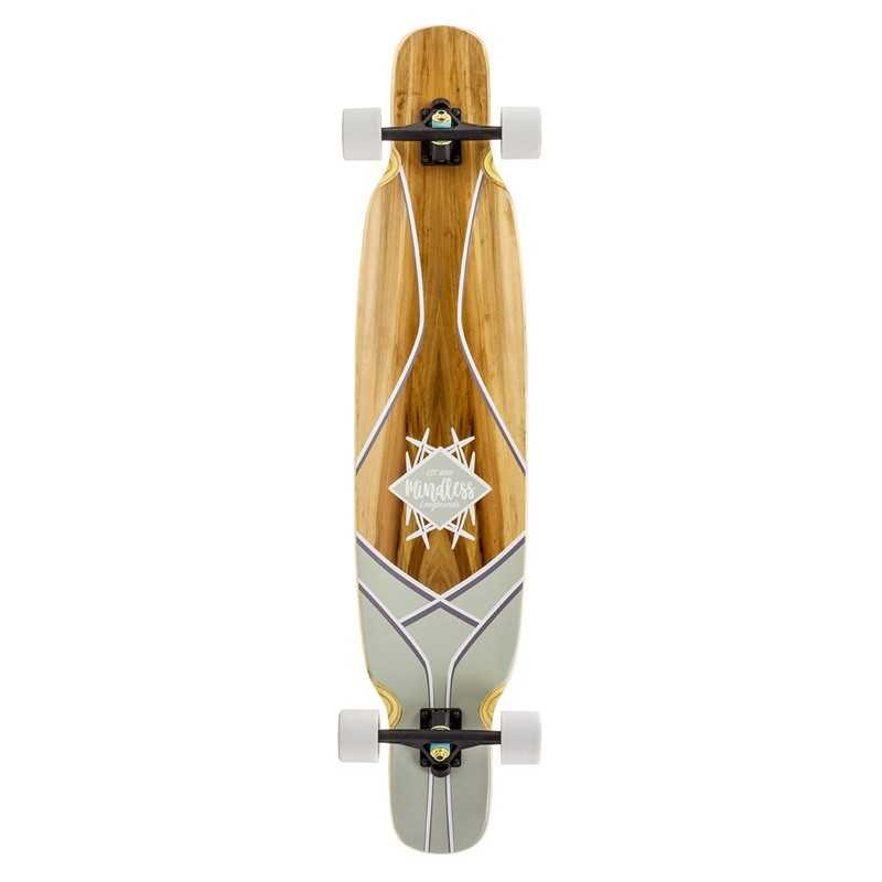 "Mindless Core Dancer 44.5"" red gum Longboard Complet"