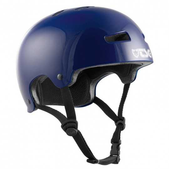 TSG Evolution Gloss Evo Blue Skateboard Helmet
