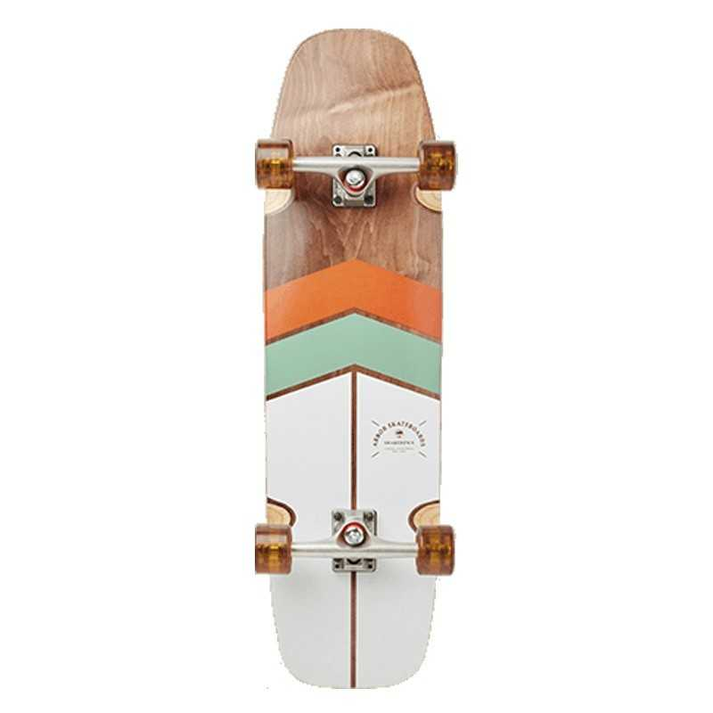 "Arbor Shakedown 34"" Foundation Complete Longboard"
