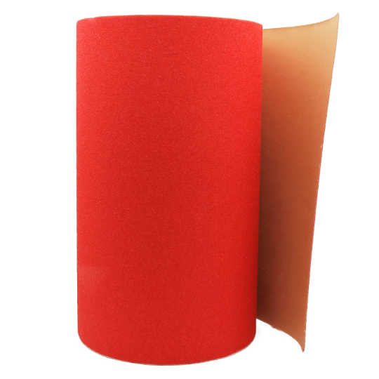 skateboard Griptape red