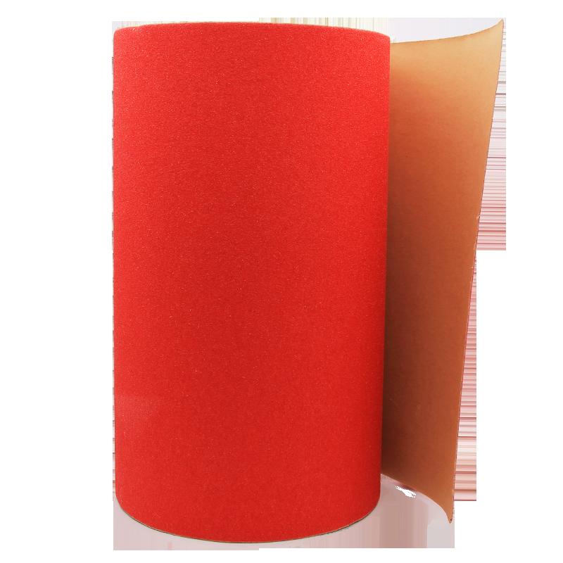 grip skateboard rouge