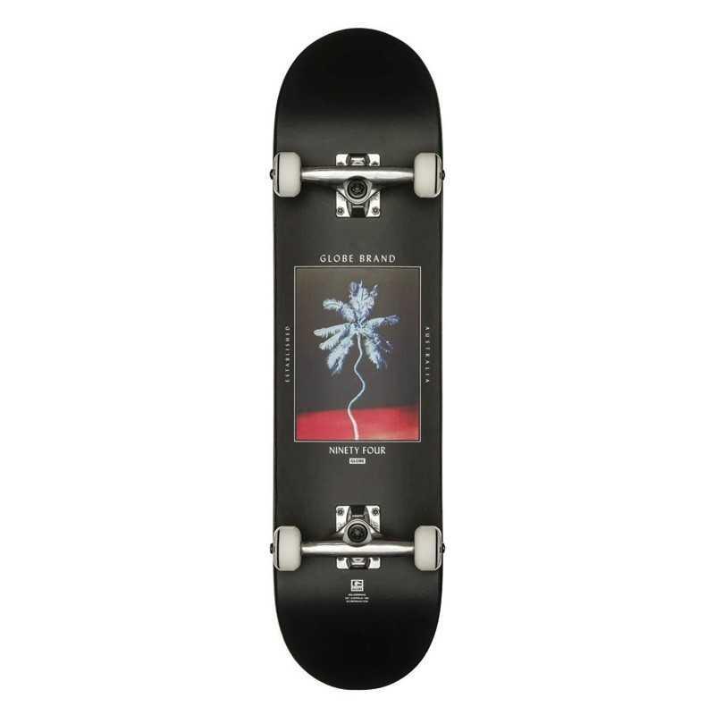 "Globe G1 Palm Off 8"" Skateboard Complet"