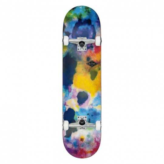 "Globe G1 Full On 7.75"" Color Bomb Skateboard Complet"