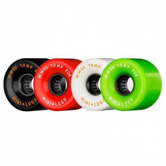 Mini Logo Awol 55mm Roues Skateboard
