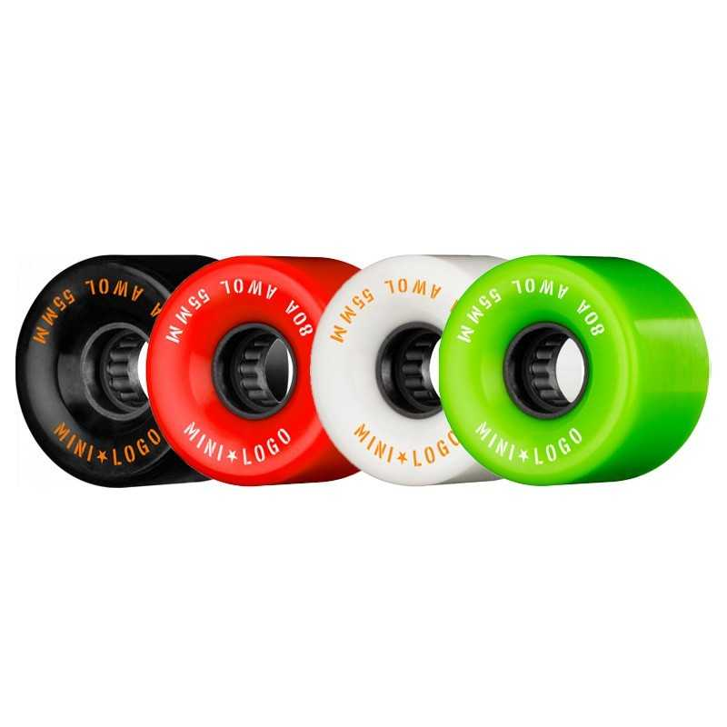 Mini Logo Awol 55mm Skateboard Wheels