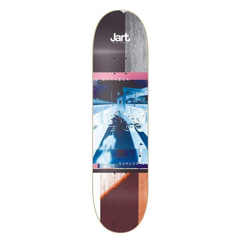 "Jart Sk8 Zarazua 7.87"" LC Plateau Skateboard"
